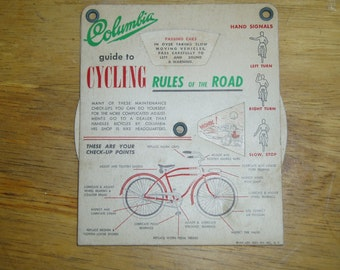 Columbia Bicycle Guide to Cycling Rules of the Road