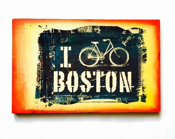 I Bike Boston