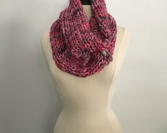The Manchester chunky cowl