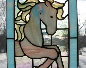 Dream Horse Suncatcher