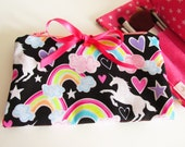 Unicorn Gift - Best Friend Gift - Make Up Case - Cosmetics Bag