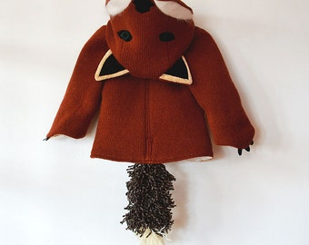 Handmade Fantastic Mr. Fox Jacket