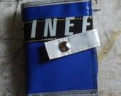 Men's wallet, pvc wallet, recycled wallet,Andreas Ellinas
