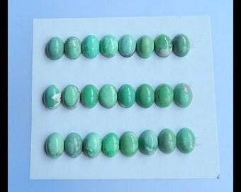 SALE,24 PCS Turquoise Gemstone Cabochons,5.25g