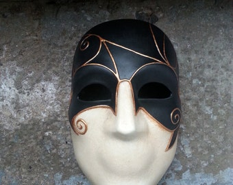 One of a kind mouthless  Mask
