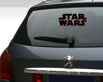 Star Wars - Car decal