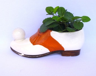KITSCH GOLF PLANTER