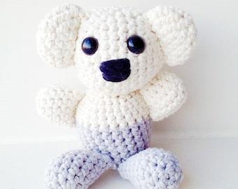 Crochet Koala Pattern - Instant Download