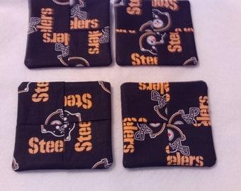 Steelers Mug Mats / Coasters