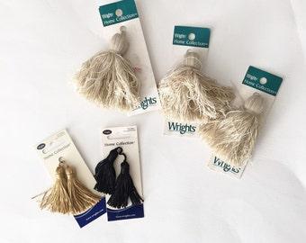 Tassels, Assorted Bundle, Sewing Supply