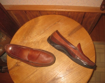 Allen Edmonds   Boulder     Slip-on  Driving Shoes     Mens  12  D