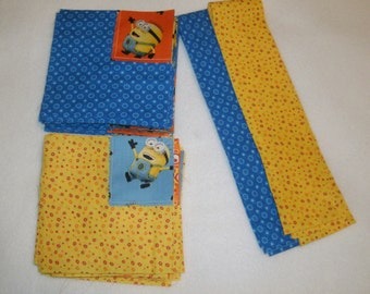 1 In A Minion 5 inch Quilt Blocks