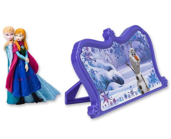 Frozen Cake Kit / Frozen Elsa & Anna Cake Decoration Topper