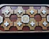 Bixel Bit II Puzzle – insert the 3 bits into the frame