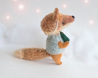 Teddy Fox Collectible Creation - 4.7 inches