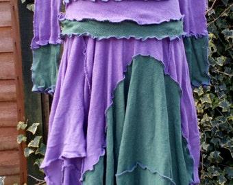 Woodland Goddess Long Dress