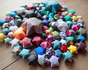 100 Origami Stars