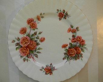 ROYAL ALBERT, Centennial Rose, Bone China Plate