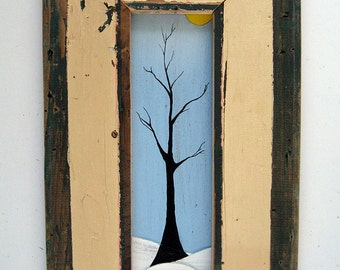 Rustic Reclaimed Wood Wall Decor