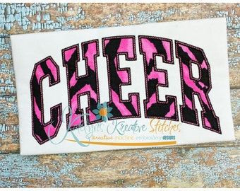 Cheer Arched