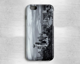 Seattle iPhone Case - Available for iPhone 6, iPhone 5s/5, iPhone 5c, iPhone 4s/4, iPhone 3gs, Samsung Galaxy S4, Samsung Galaxy S5 Case