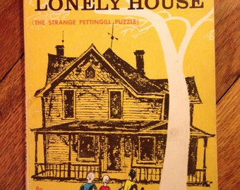 1964 The Riddle of the Lonely House by Augusta Huiell Seaman - Scholastic