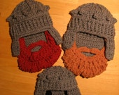Medieval Inspired Helmet Crochet Hat pattern (Helmet only)- Toddler/child size