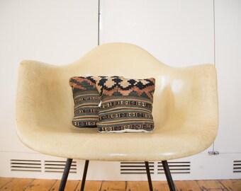 Small Antique Kilim Pillow