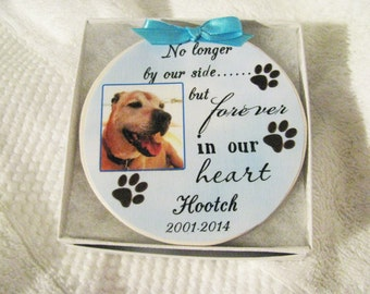 Pet Memorial Ornament Pet Memorial Dog Memorial Ornament Dog Memorial
