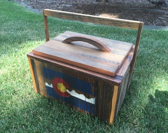 CO Reclaimed Cooler
