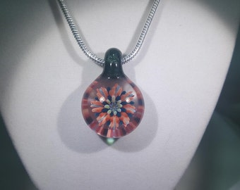 19 Cookaroos Borosilicate Glass Pendant