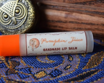 Pumpkin Juice - Handcrafted Lip Balm