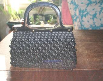 Beautiful 1950s/1960s beaded bag