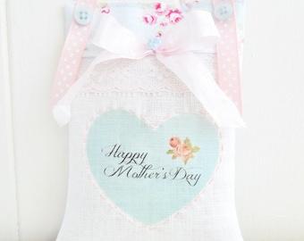 SALE  Cottage Chic Mother's Day Lavender Sachet