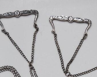 sterling victorian brooch