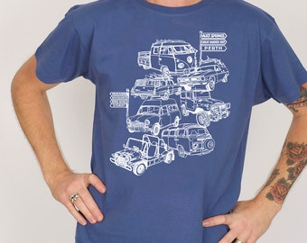 Road Trip mens T-shirt