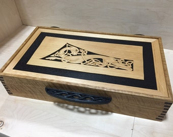 Large Celtic Box