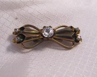 c1920's Vintage Victorian Styled Brooch