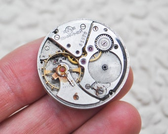1.1 inch Vintage watch movement.