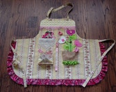 Busy Lady -- Busy Fingers Tactile Apron