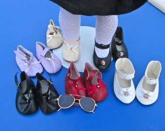 AG Party Shoes, Stockings, and Sunglasses, 3 Pc. Set