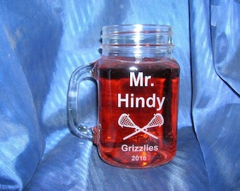 Father's Day jar, Etched  mason jar, engraved mason jar, etched beer jar,  custom mason jar, personalized mason jar, groomsman mason jar