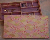 SPECIAL SIZE Multi-Level Stacked Jewelry Box