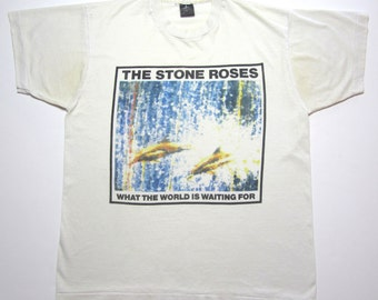 STONE ROSES vintage 1989 shirt