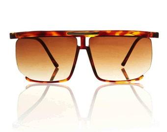 Karl Tortoise Aviator Shades X American Deadstock Eyewear