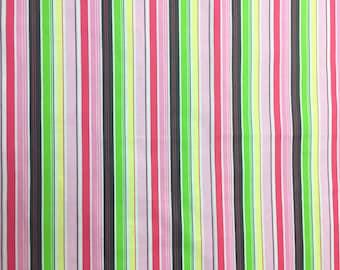 Candy Stripes - Fat Quarter