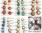 Flower Hair Pins Wedding Bridal Hair Pins Bobby Pins for Brides, Bridesmaids Gift