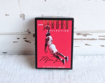 Vintage Upper Deck Michael Jordan 1996 Collection Large Collectible Trading Cards