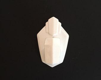 Art Deco Porcelain Light Fixture