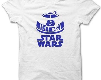 R2-D2 star wars shirt